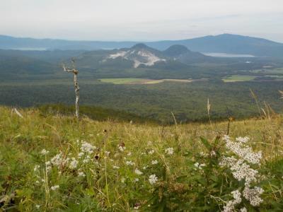9月の3連休、道東への旅①-美幌峠から摩周湖を抜けてトドワラへ。川湯観光ホテル宿泊-