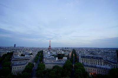 2019年夏 ミラノ・パリ 5日目(パリ)