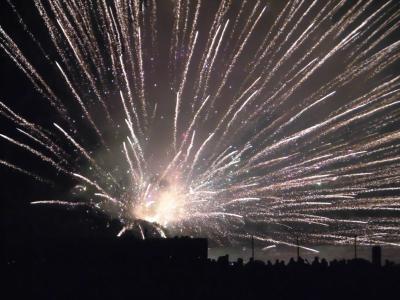 熊野大花火に行って来ました~~~♪