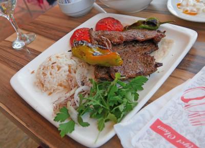 2019.8トルコの知人を訪ねる12-Turhalに帰る.Selaleレストランで夕食