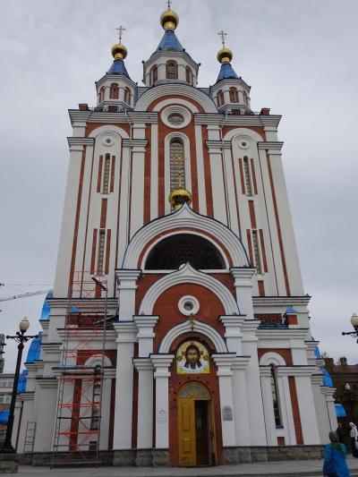 おもロシア! ハバロフスク~シベリア鉄道オケアン号~ウラジオストクの旅 ②ハバロフスク