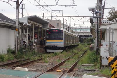 カオスな沿線風景の鶴見線全13駅ー1駅と南武線支線5駅を自転車で各駅停車してみた