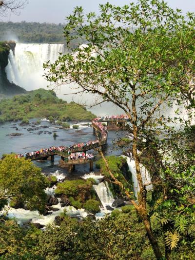 サンパウロ・イグアス・リオの旅①