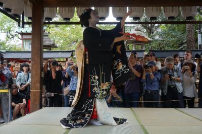 大阪・京都の久しぶり四日間(京都編)~祇園の味ふくしまからステファン パンテルの絶品フランス料理。萩祭りに櫛祭りも絡めた京都再認識の旅です~
