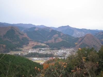 下仁田アルプス(古嶽山~浅間山)
