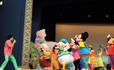 JCBカードファンパーティー2019とまたまた夏を満喫のずぶ濡れディズニー☆