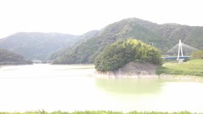 丹沢湖目指してドライブ