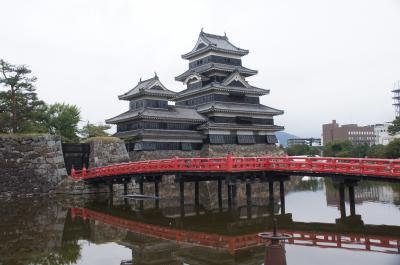 松本、鹿教温泉、孫に会いに行くツアー