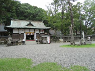 闘鶏神社・熊野速玉大社・花の窟神社などを巡る