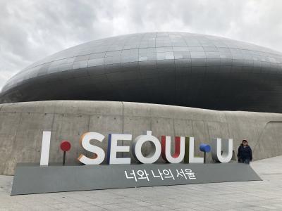 韓国 ソウル 男一人ぶらり旅