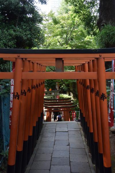 上野公園をぶらぶら