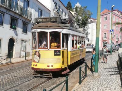 2019.9.11 ~ポルトガル一人旅 リスボン Uber利用について