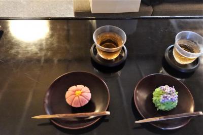 京都は好きじゃないけど…。段取り万全、嫁は満足?「古都、京都4日の旅」。3日目・炎天の京都御所と暮天の伏見稲荷