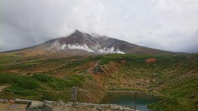 2018.9 北海道で日本一早い紅葉を見てきた~3日目~
