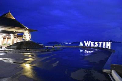 プーケット ウェスティン・スィレイベイ泊 シンガポール・チャンギ空港経由のゆったり旅①
