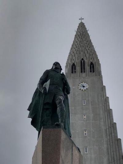 恒例の北欧 今年はアイスランドとフィンランドへ。レイキャビク市内観光
