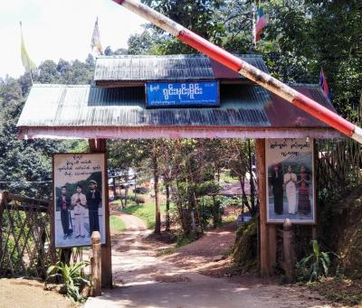 再びのメーホンソーン、禁断のミャンマー国境と知らずに【3日目】~タイ北部をゆるりと巡る旅~