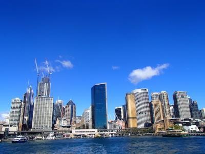 8月のシドニー家族旅行2日目