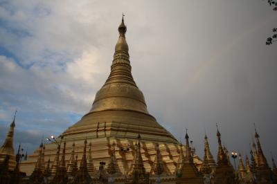 ミャンマーの古寺巡礼の旅 ヤンゴン編