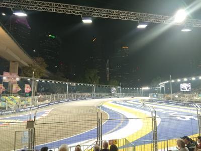 Day3 Singapore GP FP3 & Qualifying
