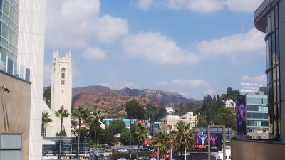 ロサンゼルス4泊6日の旅②ハリウッド~ビバリーヒルズ~グリフィス天文台