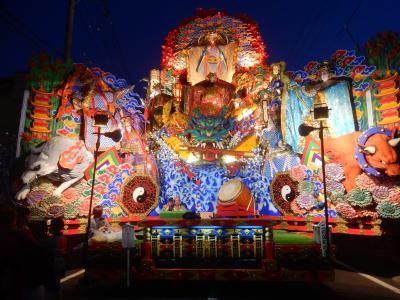青森帰省の旅 1日目 今回は地元の祭りと弘前フレンチ