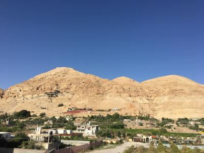 聖書の世界へ☆ヨルダン&イスラエルの旅 Ⅹ パレスチナ自治区 エリコ~帰国編