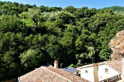 魅惑のシチリア×プーリア♪ Vol.583 ☆ノチェーラ・テリネーゼ:ジュニアスイートルームから美しい山の風景♪