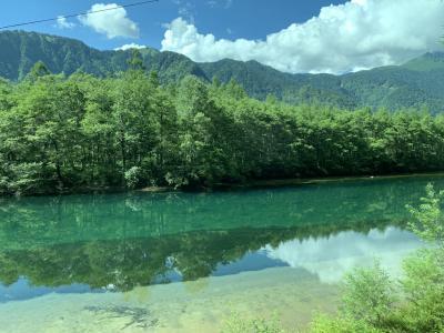 浅間温泉&上高地への旅!