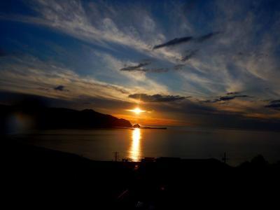 京都丹後半島から 若狭経由で、琵琶湖畔へ