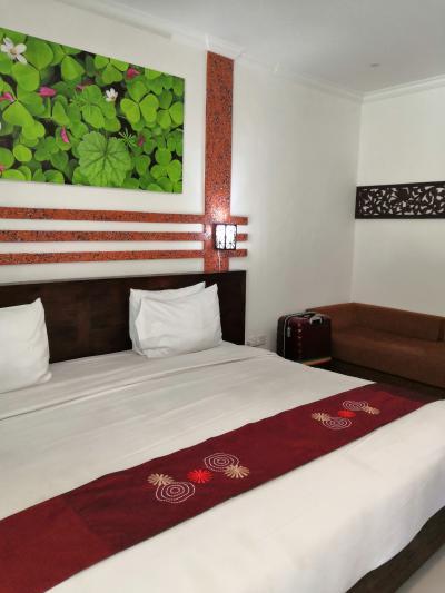 2019年9月 Wirasana Inn Sanur (付録Laghawa Beach Inn Hotel見学)