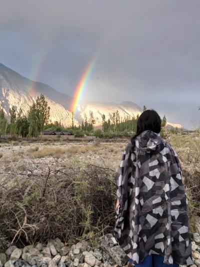 インド・ラダック~天空曼荼羅の旅⑥ヌブラ渓谷、デスキット