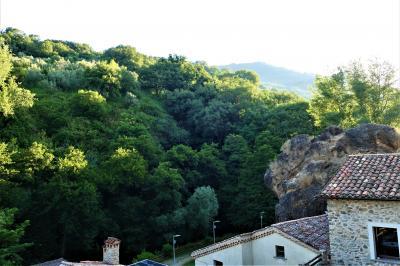 魅惑のシチリア×プーリア♪ Vol.592 ☆ノチェーラ・テリネーゼ:アグーリトゥーリスモジュニアスイートルームから朝の風景♪