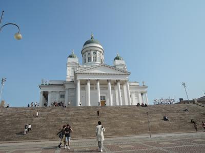 ラトビア・リガの森の民芸市とヘルシンキの旅 5