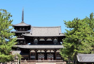 世界文化遺産:法隆寺