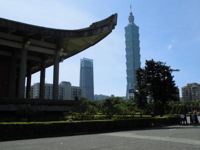 シニアののんびり台北一人旅です。(四日目:国父記念館、市内で買い物他)