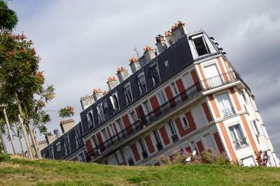 ♪パリの街を歩いて気ままにのんびり散策してみよう♪  9月のパリ・ロンドンひとり旅8泊10日②2日目