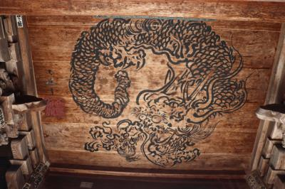 NHK連続テレビ小説「こころ」に放映された割烹旅館いろは亭に宿泊して魚沼寺社巡り