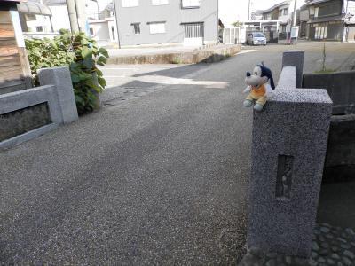 グーちゃん、福井へ行く!(三国へ!/すててこ株式会社でお土産を!編)