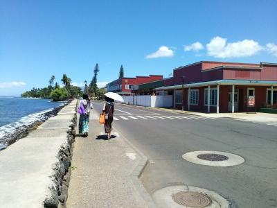 2019年サマーバケーションは9度目のハワイ島+初のマウイ島10日間(*^-^*)6日目Part2~マウイ島オールド・ラハイナを歩く2~!!