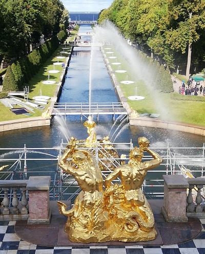 モスクワ~サンクトペテルブルグ観光5