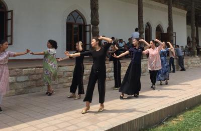 コーカンド、そして「NORIKO学級」【ウズベキスタンとキルギスの1ヶ月の旅17】