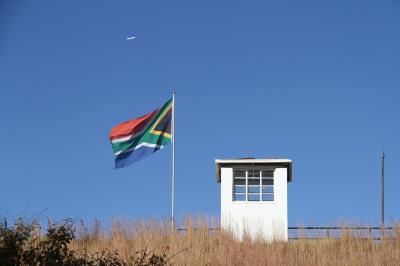 162. 弾丸アフリカ縦断政策 Day 5&6 最凶の街を安全地帯から眺めるトランジット観光&ビジネスクラスで帰国