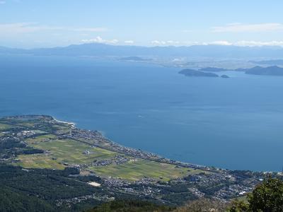 彦根城を見たくて滋賀へ 琵琶湖周辺ひとり旅 1日目