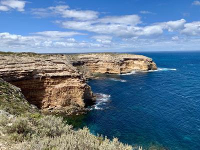オーストラリア南部、アデレード近郊レンタカー、キャンプ旅  3 ヨーク半島
