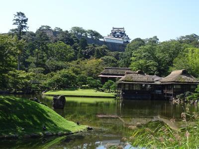 彦根城を見たくて滋賀へ 琵琶湖周辺ひとり旅 2日目(前半)