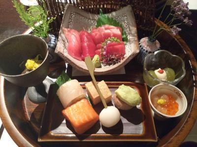 旅行の楽しみは「美味しいものを食べて飲む!」そして日常にはない上膳据膳であることが最高です(^^)d