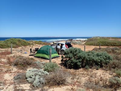 オーストラリア南部、アデレード近郊レンタカー、キャンプ旅 4 スカイ半島