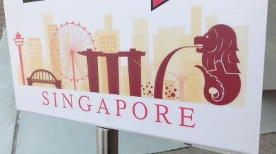 *2泊5日のシンガポール旅行