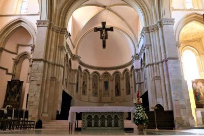 魅惑のシチリア×プーリア♪ Vol.598 ☆コゼンツァ旧市街:未完成のコゼンツァ大聖堂 ビザンチン時代のモザイク画♪